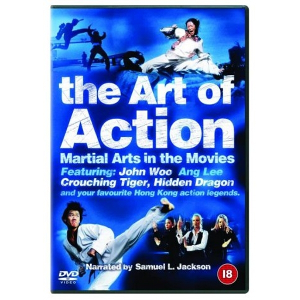 The Art Of Action DVD