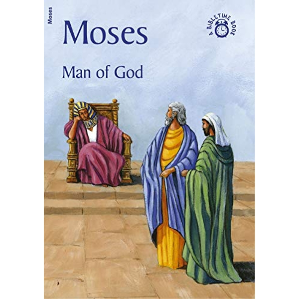 Moses: Man of God by Carine MacKenzie (Paperback, 2008)