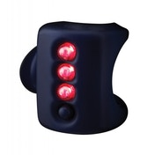 Knog Gekko LED Rear Light - Black