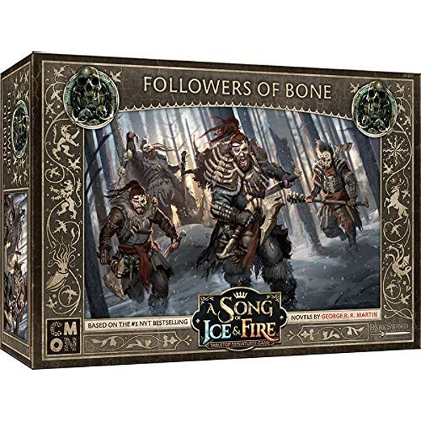 A Song Of Ice and Fire Expansion Free Folk Followers of Bone
