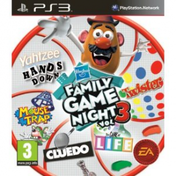 Hasbro Family Game Night 3 Game PS3