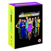 The Big Bang Theory: Seasons 1-10 DVD