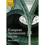 European Architecture 1750-1890 by Barry Bergdoll (Paperback, 2000)