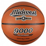Midwest 9000 Basketball Tan Size 7