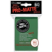 Ultra Pro Matte Small Green DPD 10 Packs Of 60