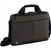 Wenger Format 14inch Laptop Slimcase with Tablet Pocket Grey