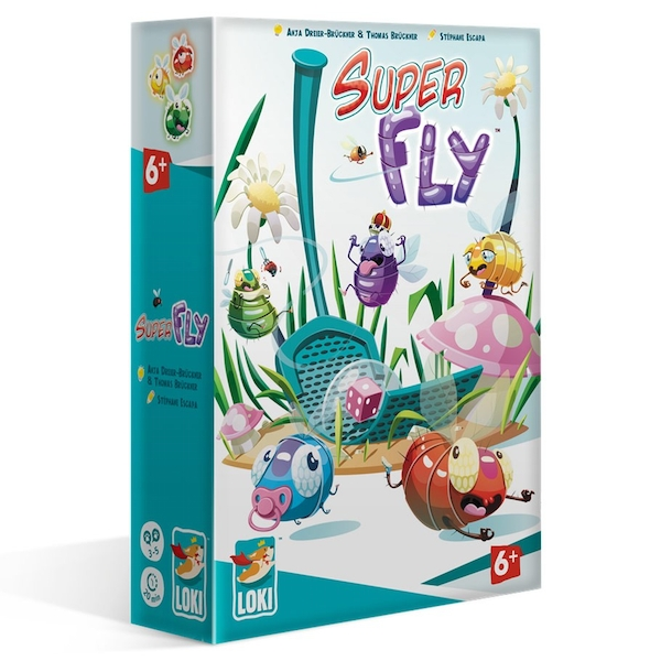 Superfly Board Game