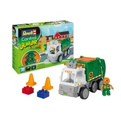 Remote Controlled Junior Garbage Truck Revell Kit