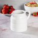 White Milk Churn Jug | M&W - Image 4