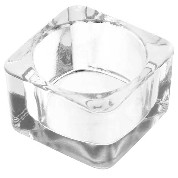 Square Glass Tea light Holder | M&W 12 New - Image 8