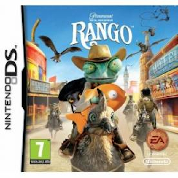 Rango Game DS