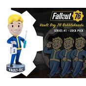 Lock Pick (Fallout 76) Series 1 Bobblehead