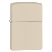 Zippo Regular Cream Matte Windproof Lighter