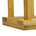 Bamboo Boot Rack | M&W - Image 3