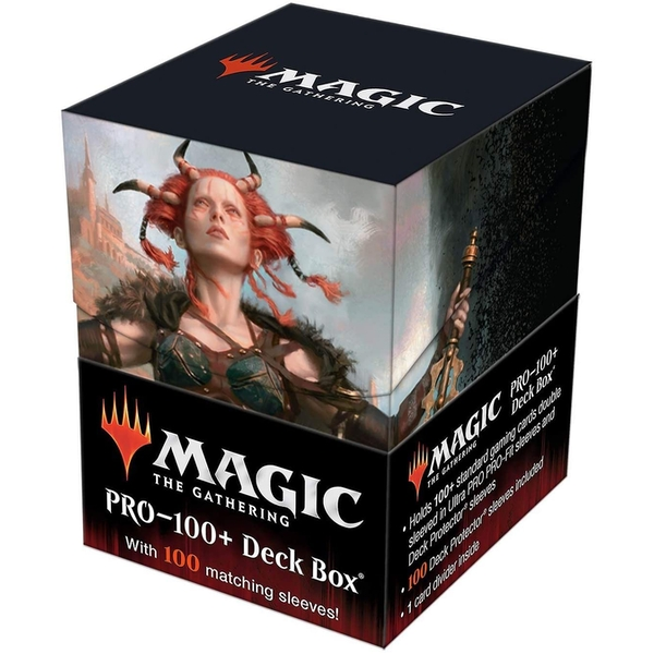 Magic The Gathering - Commander Legends V2 PRO-100+ Deck Box and 100 sleeves
