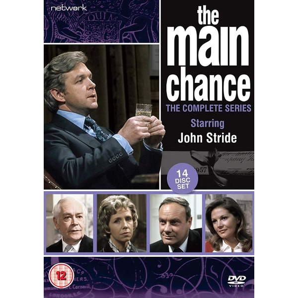 The Main Chance: The Complete Series DVD