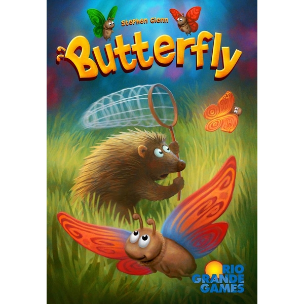 Butterfly Board Game