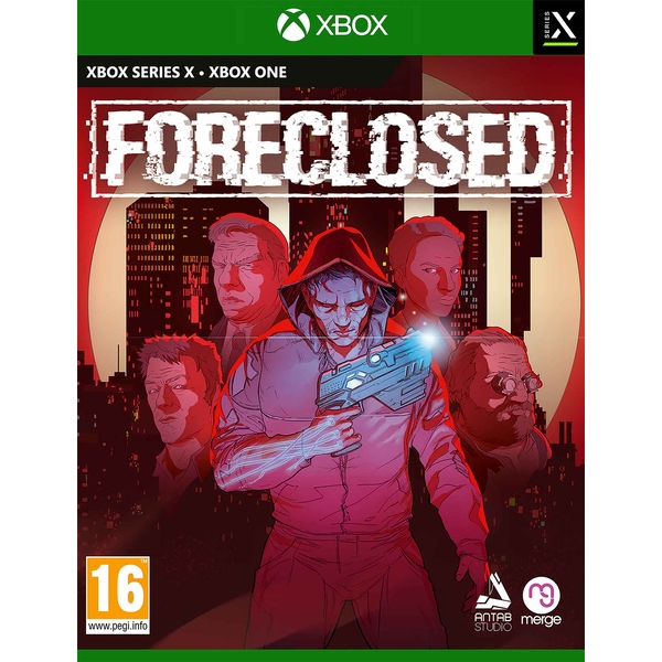 Foreclosed Xbox One | Xbox Series X Game