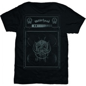 Motorhead - Amp Stack Men's X-Large T-Shirt - Black