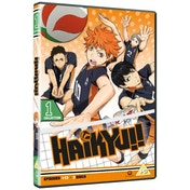 Haikyu!! Season 1 Collection 1 Episodes 1-13 DVD