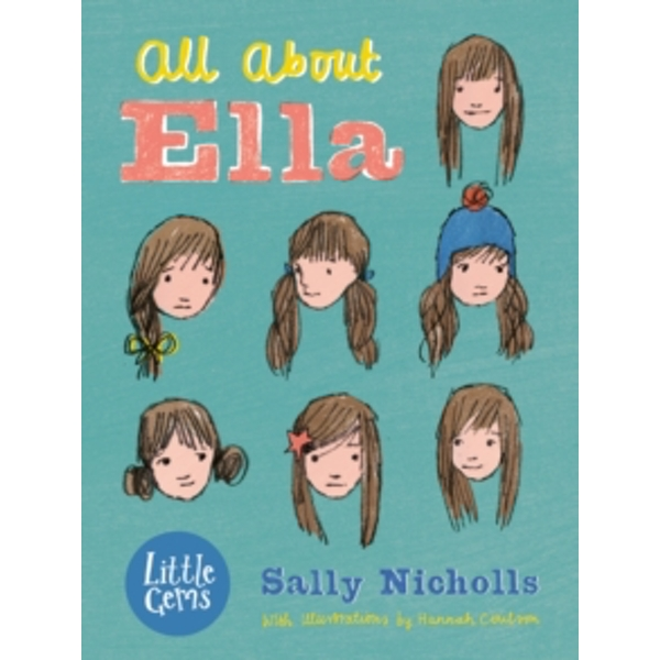 All About Ella by Sally Nicholls (Paperback, 2017)