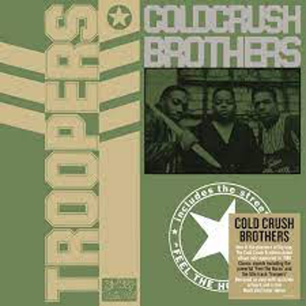Coldcrush Brothers - Troopers Vinyl