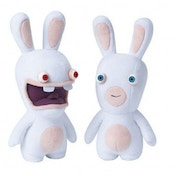 Raving Rabbids 10cm Soft Toy with Keychain (Styles Vary)