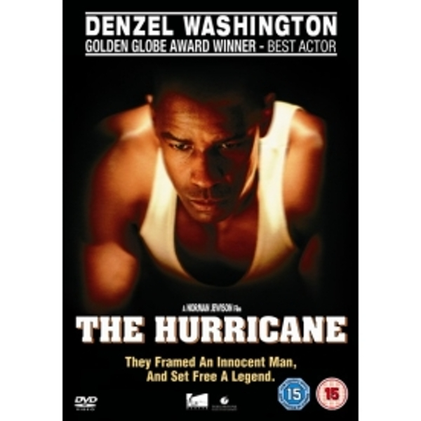 The Hurricane DVD