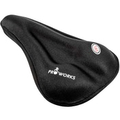 Proworks Bike Gel Seat Cover - Black