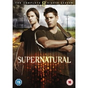 Supernatural - Season 8 Complete DVD