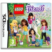 Lego Friends Game DS