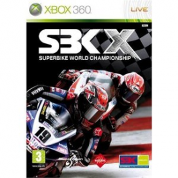 SBK X 2010 Superbike World Championship Game Xbox 360