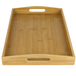 3 Bamboo Wooden Serving Trays | M&W - Image 6