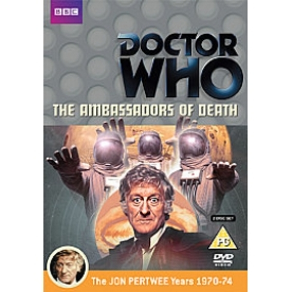 Doctor Who - The Ambassadors Of Death DVD