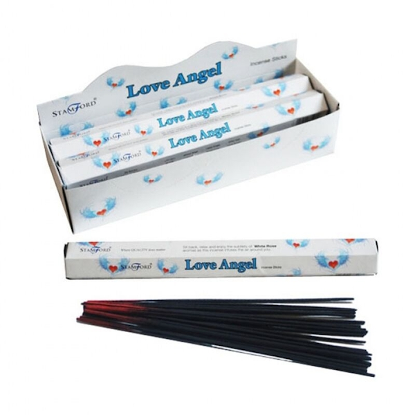 Love Angel Stamford Hex (Pack Of 6) Incense Sticks