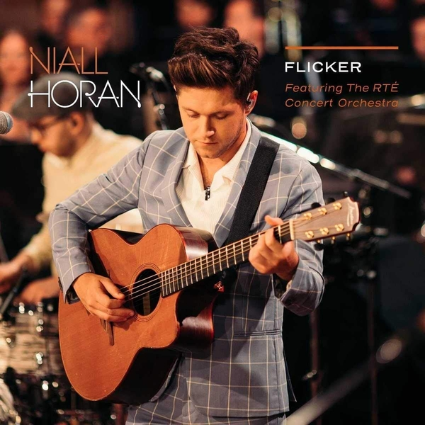 Niall Horan Flicker Featuring The RTÉ Concert Orchestra CD