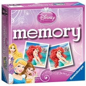 Disney Princesses Mini Memory Game