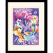 My Little Pony Movie - Friendship is Forever Mounted & Framed 30 x 40cm Print - Image 2