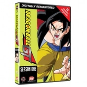 Dragon Ball GT Season 1 Episodes 1-34 DVD