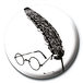Harry Potter - Glasses & Feather Badge - Image 2