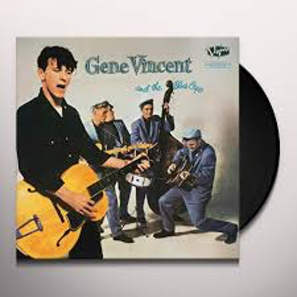 Gene Vincent And His Blue Caps – Gene Vincent And The Blue Caps Limited Edition Vinyl