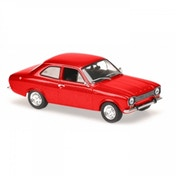 Maxichamps 1968 Ford Escort I LHD - Red