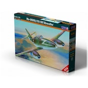 Me-262B/CS-92 'Shwalbe' 1:72 Model Kit