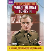 When The Boat Comes In The Complete Series 1-4 DVD
