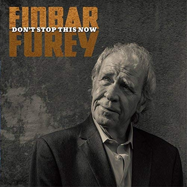 Finbar Furey - Don't Stop This Now CD