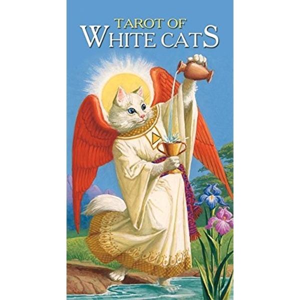 Tarot of White Cats  2005 Cards