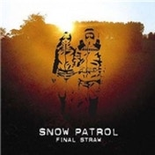 Snow Patrol Final Straw CD