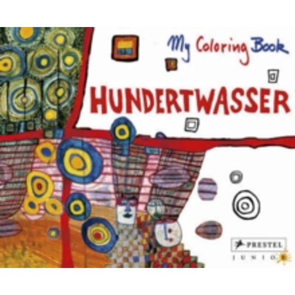 Hundertwasser Colouring Book by Anon (Paperback, 2008)