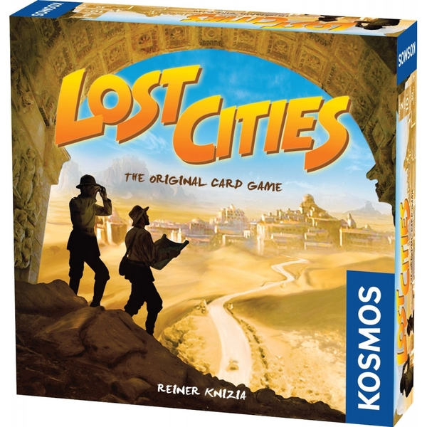 Lost Cities - The Card Game