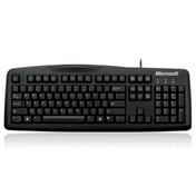 Microsoft Wired Keyboard 200 (black) - 6JH-00008